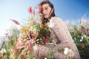 Emma Harris by Daymion Mardel for Avon Flourish SS19 Campaign