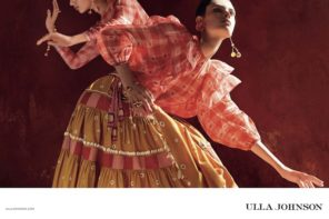 Ulla Johnson SS20 Campaign by Yelena Yemchuk